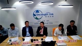 肺癌 病例讨论 在线MDT病例讨论:左肺上叶前段中央型肺癌并肺内伴纵隔淋巴结转移病例