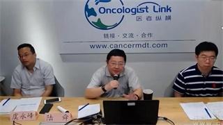 肺癌 病例讨论 在线MDT病例讨论:双肺多发炎症伴双侧胸腔积液,纵隔淋巴结肿大病例