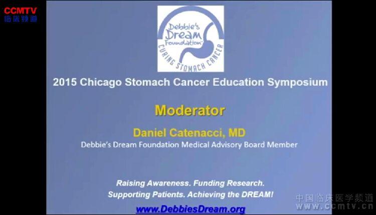 胃癌 诊疗策略 疾病预防 全程管理 2015芝加哥胃癌教育会:诊断胃癌后的生存护理(英语)