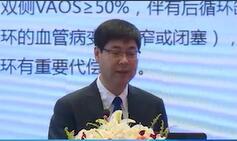 血管病 外科论坛 冯骏:椎动脉颅外、颅内段重度狭窄风险评估与病例分享