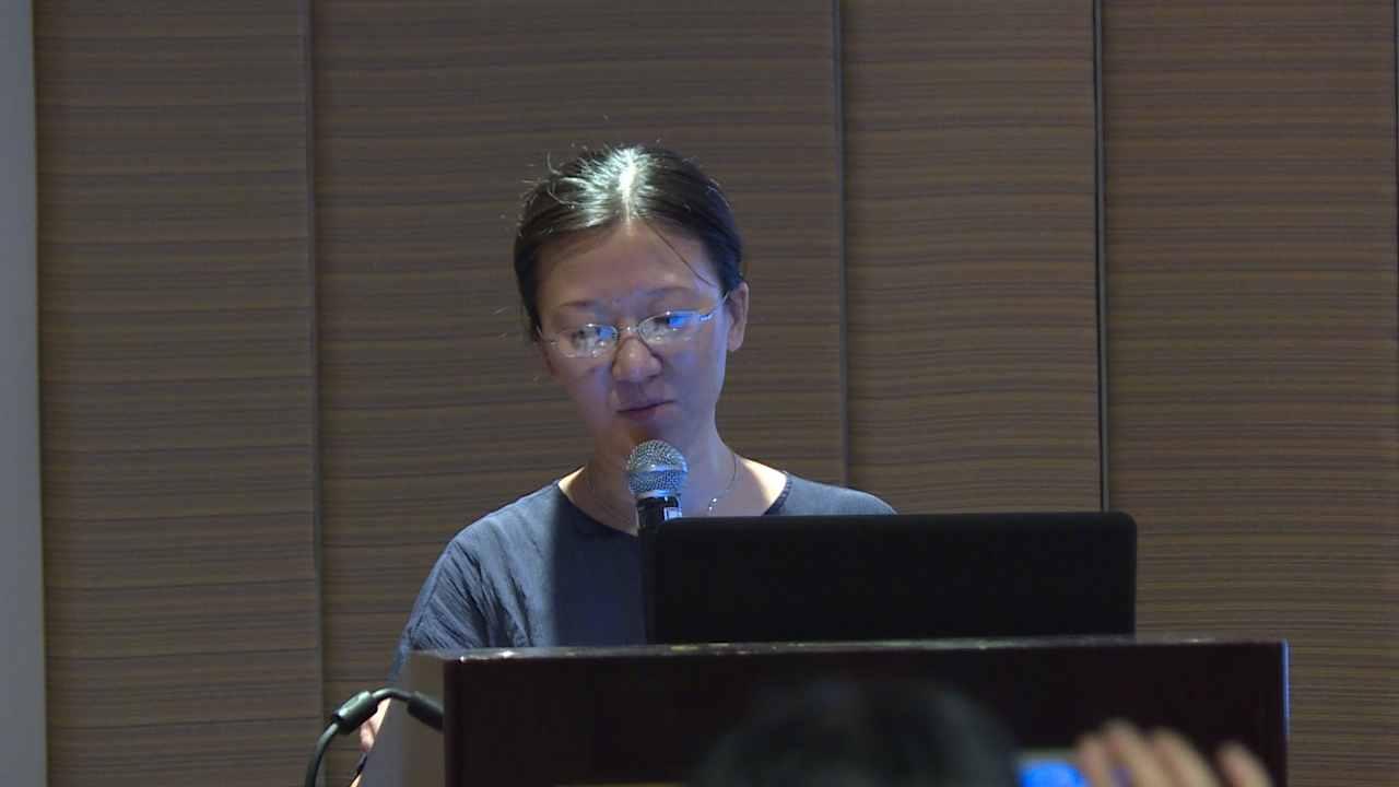 淋巴管平滑肌瘤 诊治 病例 刘斌:淋巴管平滑肌瘤病诊治与病例