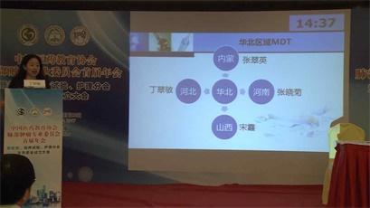 肺癌 病例讨论 丁翠敏:华北区MDT实践分享