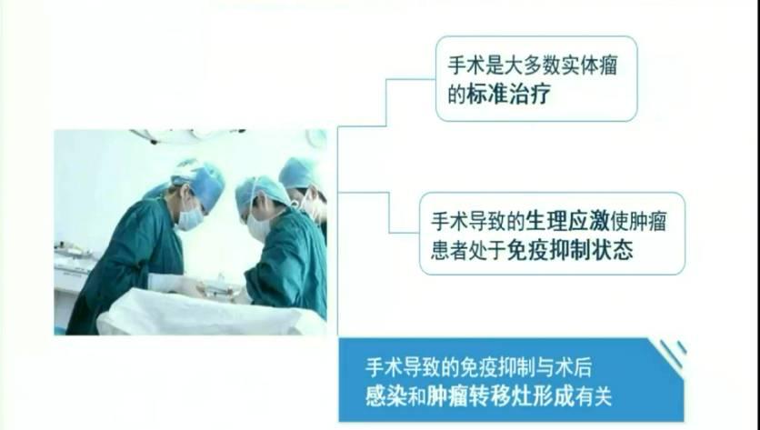 癌症 诊疗策略 免疫治疗 唐弢:肿瘤手术联合免疫治疗(科室医生代讲)