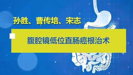孙胜、曹传培、宋志:腹腔镜低位直肠癌根治术