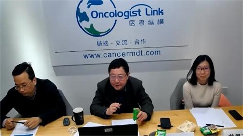 肺癌 病例讨论  在线MDT病例讨论:右肺大片状密度增高影,左肺散在多发磨玻璃结节病例