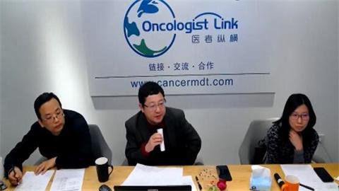 肺癌 病例讨论  在线MDT病例讨论:右侧胸腔见不规则软组织肿块影,纵隔多发肿大淋巴结病例