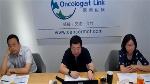 肺癌 病例讨论  在线MDT病例讨论:右肺中叶型肺癌并右肺门淋巴结转移和胸膜多发转移病例