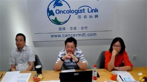 肺癌 病例讨论  在线MDT病例讨论:右肺腺癌伴淋巴结及胸膜转移病例