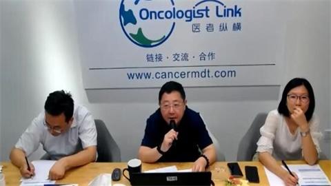 肺癌 病例讨论  在线MDT病例讨论:双肺多发边界不清毛玻璃结节影病例