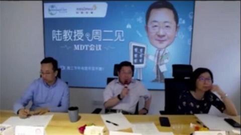 肺癌 病例讨论 在线MDT病例讨论:多原发性肺癌病例