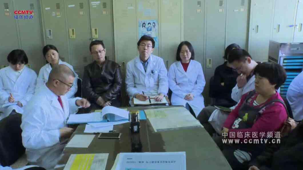 北大肿瘤医院:1例非霍奇金弥漫大B细胞淋巴瘤III期B