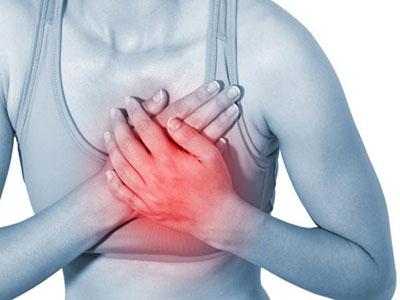 容易因起活动性胸闷的四类疾病