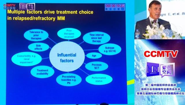 多发性骨髓瘤 诊疗策略 Dimopoulos MA:难治/复发性骨髓瘤治疗思考