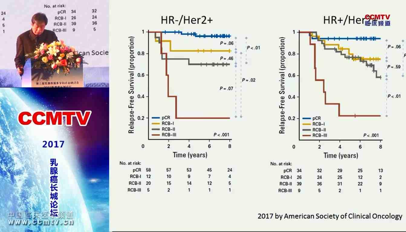 乳腺癌 诊疗策略 新辅助治疗 HER2阳性 生存获益 预后 段学宁:以生存获益为目的的乳腺癌治疗—新辅助治疗