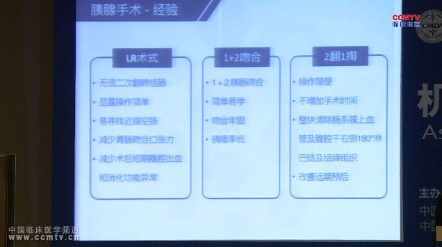 消化道疾病 外科讲坛 机器人 刘荣:机器人肝胆胰外科实践