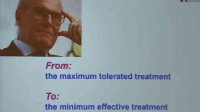 """乳腺癌 保乳手术 切缘检查 外科治疗 欧阳涛:保留乳房手术在""""应用""""视角下的切缘检查"""