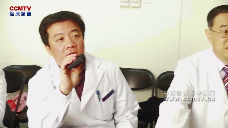 朝阳医院:PET-CT见左肺上叶占位性病变病例