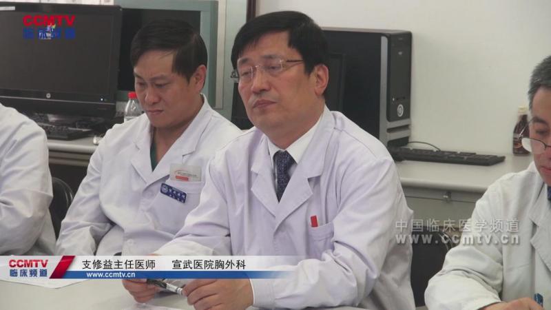 宣武医院:结肠癌发现右肺占位两个月病例