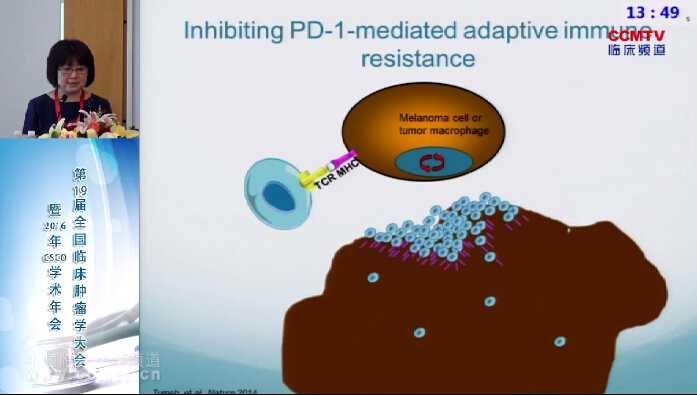癌症 免疫治疗 PD-1 S Hu-Lieskovan:免疫治疗的联合