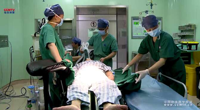 李怀芳:外阴肿物脱出2年,曼氏手术