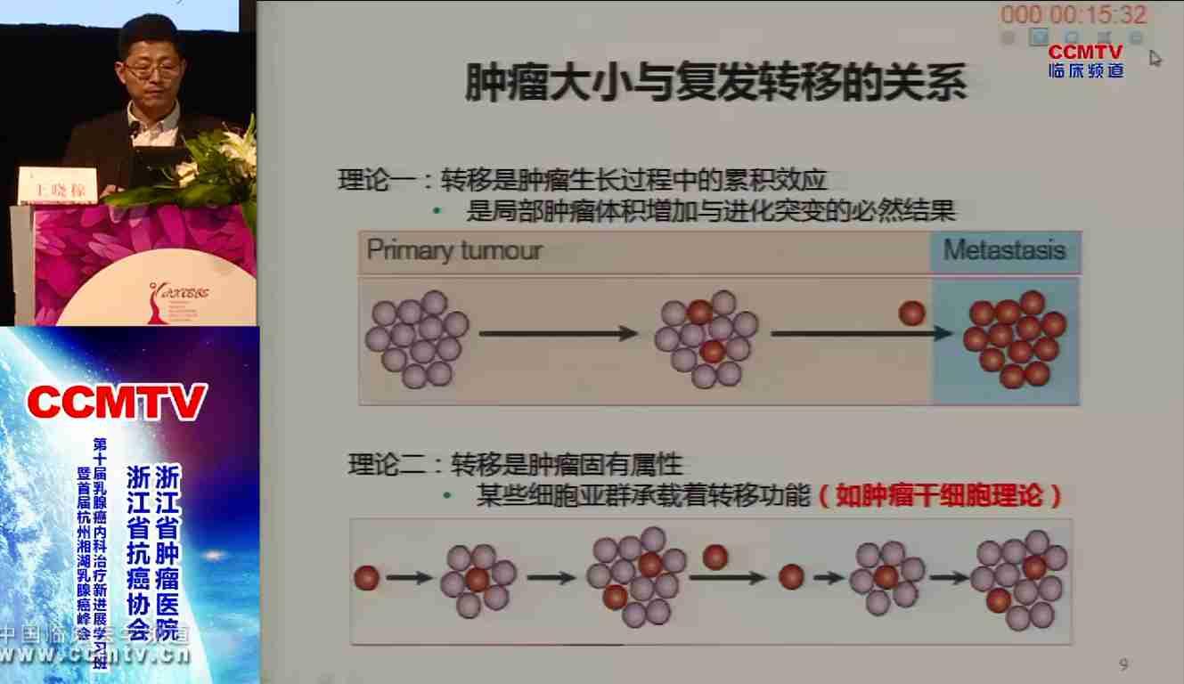 乳腺癌 综合治疗 诊疗策略 HER-2阳性 小肿瘤 赫赛汀 王晓稼:HER2阳性T1a,bNo乳腺癌辅助治疗进展