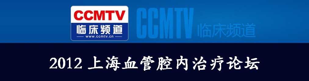 2012上海血管腔内治疗论坛