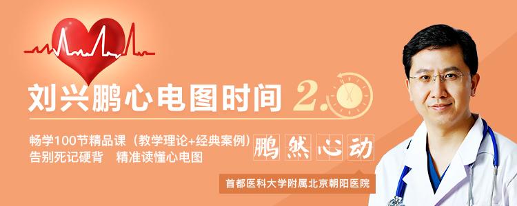 刘兴鹏心电图时间2.0——鹏然心动