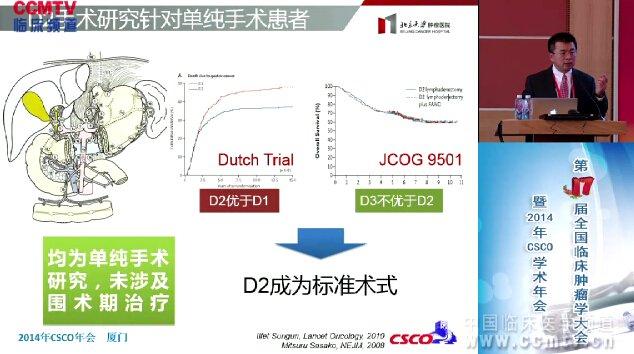 胃癌 外科讲坛 综合治疗 新辅助治疗 MDT 季加孚:局部进展胃癌手术治疗的瓶颈与突破