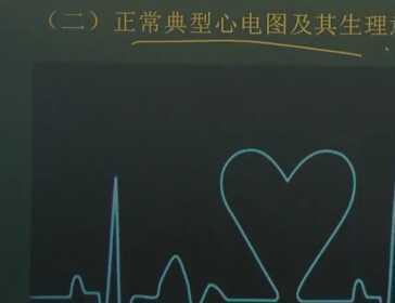 生理学:心电图