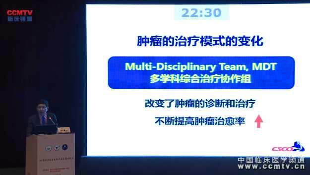 结直肠癌 学术教育 MDT 综合治疗 规范化 张苏展:中国结直肠癌MDT规范 - 制定与推广